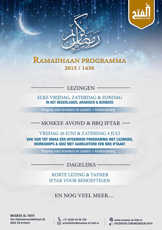 Ramadhaanprogramma_voorkant_officieeel