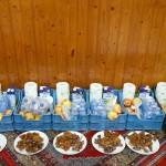 Voorbereiding iftar avond