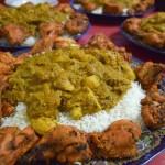 Hoofdmaaltijd Indian Curry